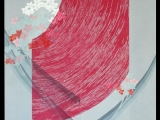 Jim Powlan Red-Wave at Pacific States Biennial Print Show 2013